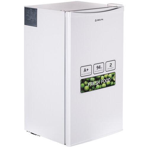 Холодильник с морозилкой  DELFA DMF 86