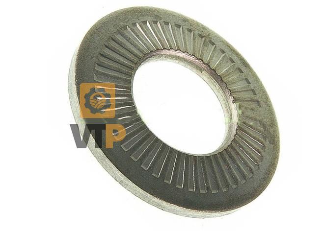 Шайба Geringhoff 239387.0 пласка d=8 з насічкою , фото 2
