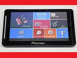 7'' Планшет Pioneer 707 (G716) - GPS+ 4Ядра+ 8Gb+ Android