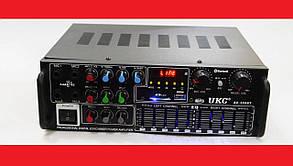 UKC / MAX AV-326BT Bluetooth Караоке усилитель мощности звука