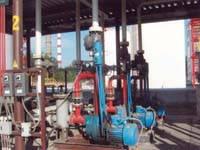 Проект, изготовление и монтаж железнодорожного слива топлива или растительного масла ж/д слив состоит из неско