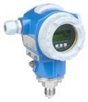 Датчики абсолютного давления и датчики избыточного давления