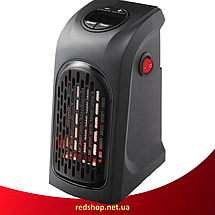 Портативний обігрівач Handy Heater 400W з пультом, дуйка хенді хитрий,економний переносний міні обігрівач, фото 2