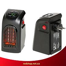 Портативний обігрівач Handy Heater 400W з пультом, дуйка хенді хитрий,економний переносний міні обігрівач, фото 3