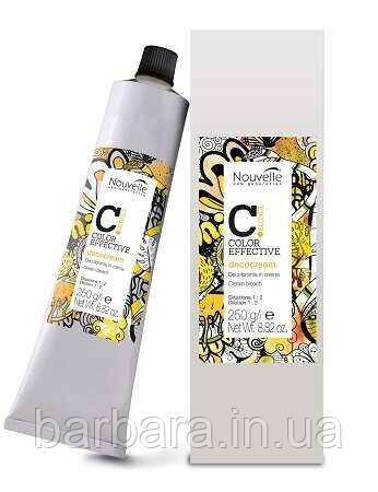 Рідка крем-фарба для волосся Nouvelle Decocream 250 мл