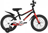 "Велосипед дитячий RoyalBaby Chipmunk MK 12"", OFFICIAL UA, чорний"