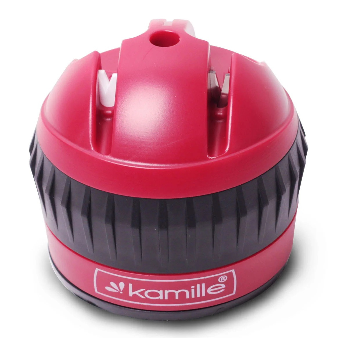 Точилка для ножей Kamille круглая 6 х 6 х 6,5 см