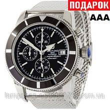 Breitling A23870 Chronographe Silver-Black