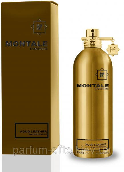 Парфумована вода унісекс Montale Aoud Leather 100ml(test)