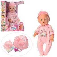 Интерактивный Кукла пупс Baby born (аналог) 8006-464 HN