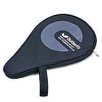 Чохол на ракетку для настільного тенісу BUT MT-5532 (поліестер, р-р 30х21см, кольори в асортименті)