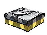 Органайзер для хранения нижнего белья и носков 16 секций Клетка, фото 2