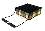 Органайзер для хранения нижнего белья и носков 16 секций Клетка, фото 3