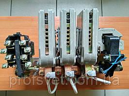 Контактор КТ-6033 250А 380в трьох полюсний