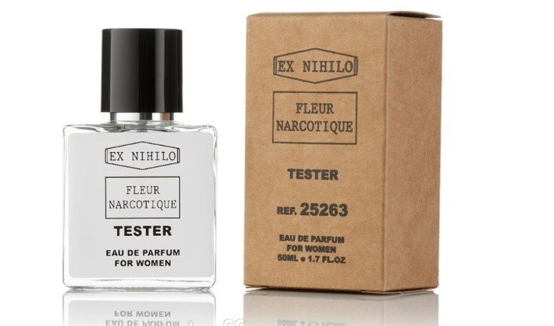 Туалетная вода Exx Nihiloo Fleur Narcotique 50 ml TESTER