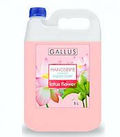 Жидкое мыло Цветок лотоса Gallus Lotus Flower 5л