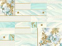 Обои виниловые супер мойка Бонжур 5651-03 голубой, фото 1