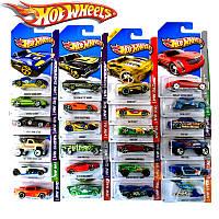Машинка Hot Wheels, металл, масштаб 1:64, на листе (ОПТОМ) С4982