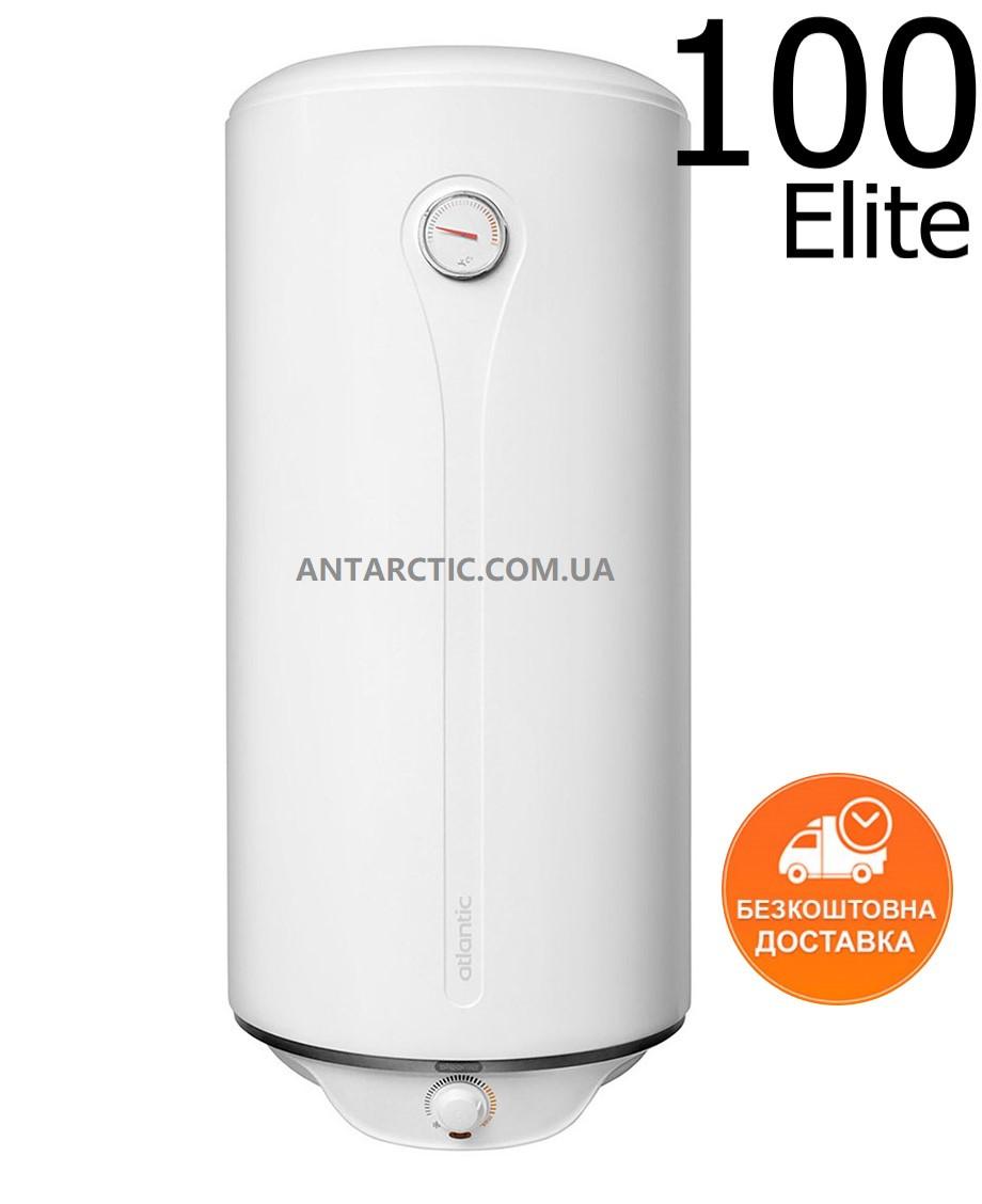 Бойлер 100 л, літрів ATLANTIC STEATITE ELITE VM 100 D400-2-BC електричний накопичувальний водонагрівач