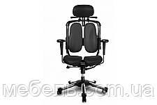 Офисное кресло Barsky BHN-01 Hara Nietzsche, черное, с вешалкой для одежды, фото 2