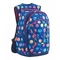 Стильный городской рюкзак для мальчиков и девочек YES Ball, фото 1