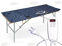 Электроодеяло двух-зонное для обертываний TM Shine 180х180 см, фото 1