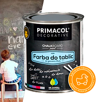 Грифельная краска для досок Primacol Decorative