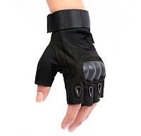 ОРИГИНАЛ! Перчатки без пальцев велосипедные, штурмовые тактические Oakley. Велоперчатки отличного качества!