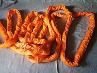 Стропы текстильные кольцевые круглопрядные СТКК