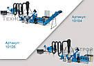 Оборудование для производства пеллет и комбикорма МЛГ-1000 COMBI+ (производительность до 700 кг\час), фото 2