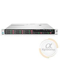 Сервер HP DL360p G8 (2×Xeon E5-2630/no RAM/no HDD/no Tray) БУ, фото 1
