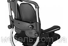 Кресло для врача Barsky BHN-01 Hara Nietzsche, черное, с вешалкой для одежды, фото 3