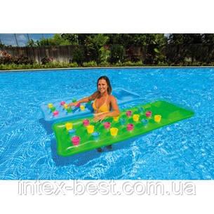 Надувной пляжный матрас Intex 59894, фото 2