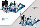 Оборудование для производства пеллет и комбикорма МЛГ-500 COMBI, фото 6