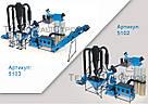 Оборудование для производства пеллет и комбикорма МЛГ-500 COMBI, фото 3