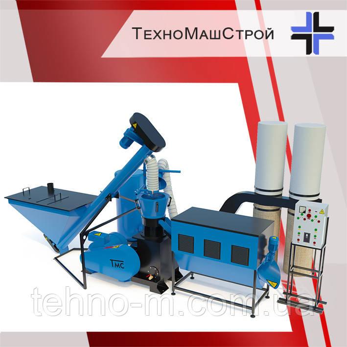 Оборудование для производства пеллет и комбикорма МЛГ-1000 COMBI (производительность до 700 кг\час)