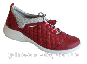Женские ботинки на платформе 7301R022