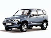 Лобове скло Chevrolet Niva (2002-)