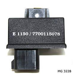 Реле свічок напруження на Opel Vivaro 01-> 1.9 dCi + 2.5 dCi (135 к. с. ) — Expert Line (Польща) - MG 3228
