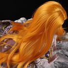 Парик для шарнирной куклы BJD 1/3, рыжий цвет волос, фото 2