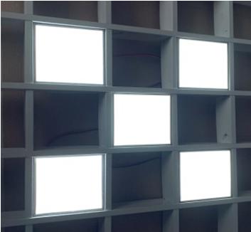 Система світильників Грильято (5шт) СГД 45Вт 100х100 мм