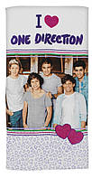 Полотенце детское, One Direction 70х140см