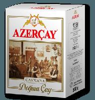 Чай черный Азерчай Чайхана с Аром. Бергамота 100г.