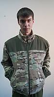 Куртка камуфлированная флис Multicam