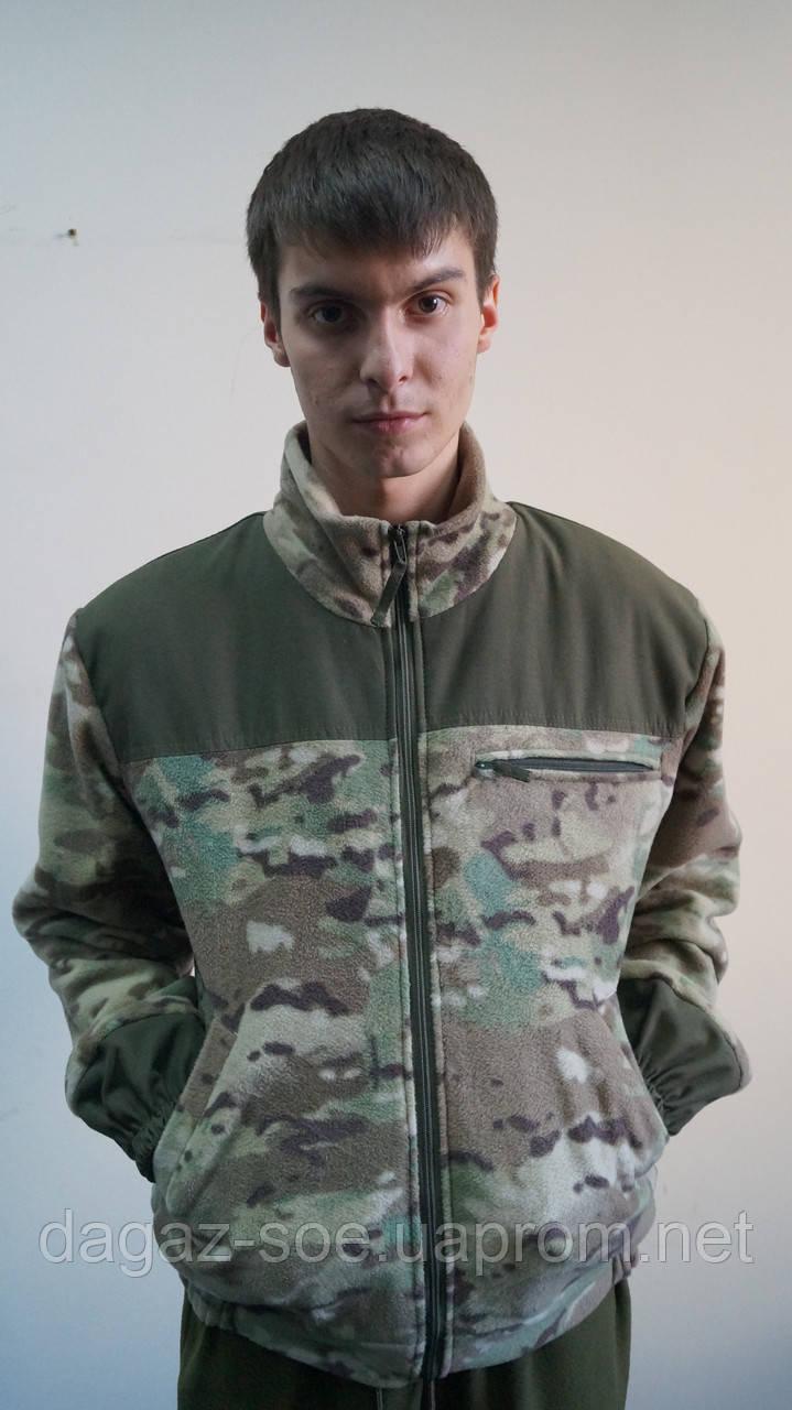 """Куртка камуфлированная флис Multicam - ЧП """"Дагаз-СОЄ"""" в Днепре"""