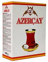 Чай черный Азерчай с ароматом Бергамота 100г.