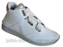 Жіночі високі черевики на шнурівці 6703R404