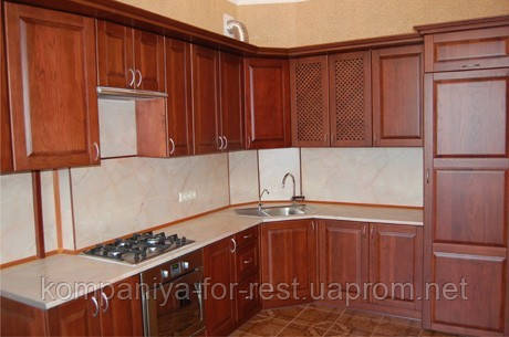 Мебель для кухни по размерам заказчика