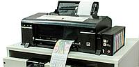 Принтер для печати на жалюзи, печать на ламелях + Комплекс для печати на ламелях жалюзи