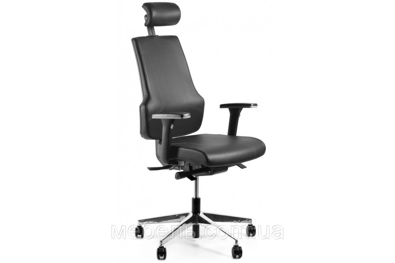 Мебель для работы дома кресло Barsky StandUp Leather ST-01